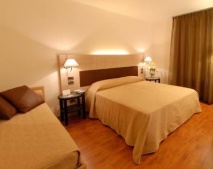 Camere hotel san giorgio forl 4 stelle posizione strategica for San giorgio arredamenti