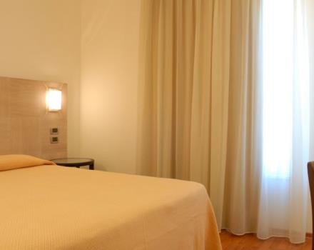 Visit Forlì and stay at the Hotel San Giorgio