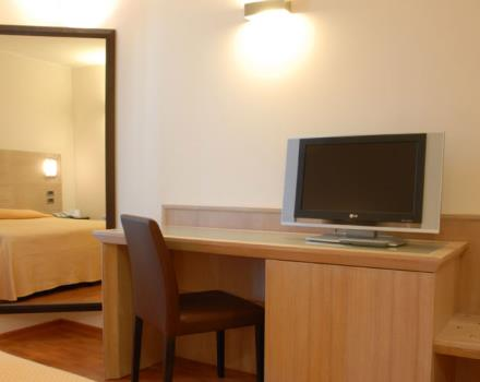 Book/reserve a room in Forlì, stay at the Hotel San Giorgio