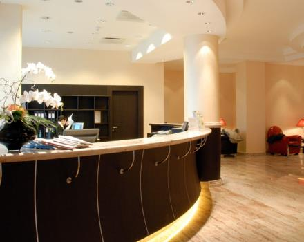 Looking for service and hospitality for your stay in Forlì? Then Hotel San Giorgio is the hotel for you