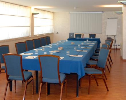 Looking for a conference in Forlì? Choose the Hotel San Giorgio